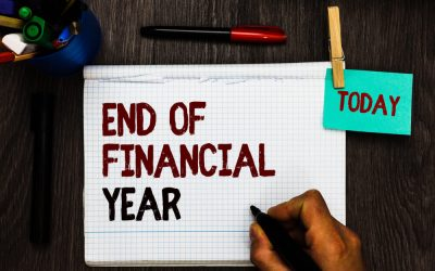 Getting Ready for End of Financial Year