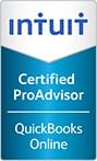 intuit certified proadvisor quickbooks online