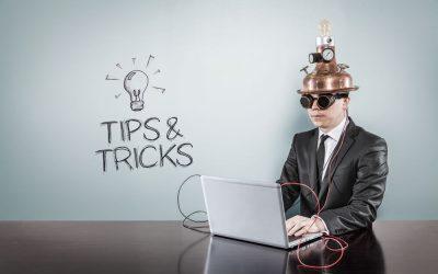 MYOB Tips and Tricks