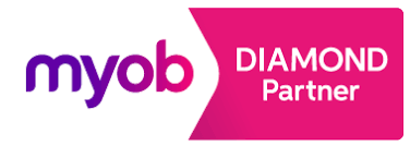 MYOB Diamond Partner